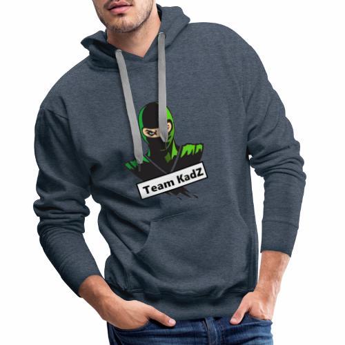 KRIOX - Sweat-shirt à capuche Premium pour hommes