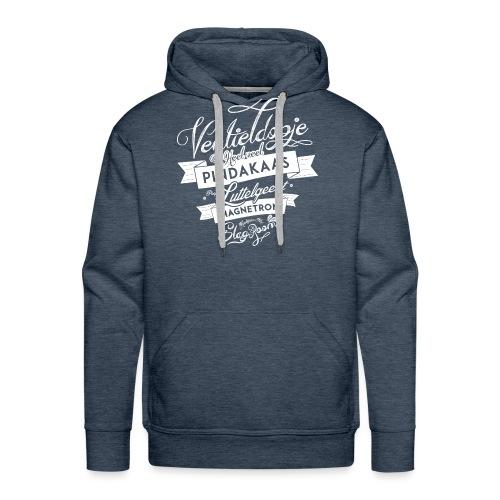Ventieldopje - Mannen Premium hoodie