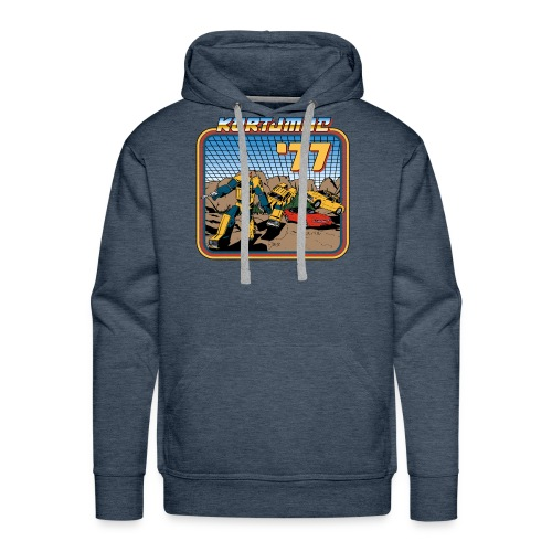 '77 Corolla... ROLL OUT! - Men's Premium Hoodie