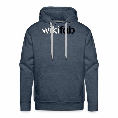 Original Logo - Sweat-shirt à capuche Premium pour hommes