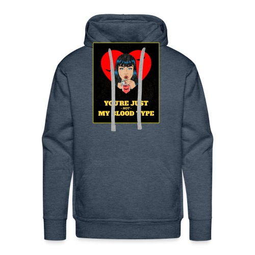 T-Shirt Femme Vous n'êtes pas mon groupe... Cadeau - Sweat-shirt à capuche Premium pour hommes