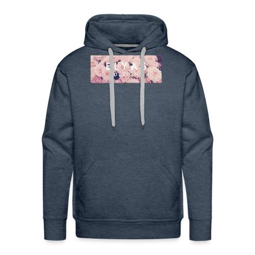 ROSE jpg - Mannen Premium hoodie