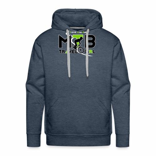 MTB Travel Girl - Männer Premium Hoodie