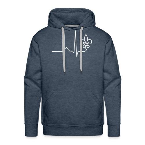 Scouts Heartbeat - Men's Premium Hoodie