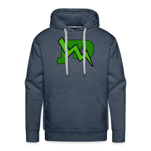 David - Mannen Premium hoodie