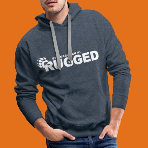 rugged - Men's Premium Hoodie