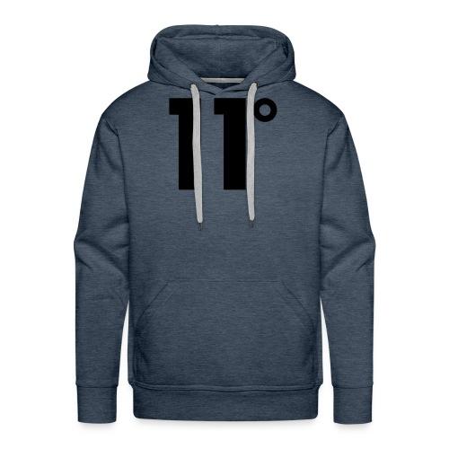 11° - Men's Premium Hoodie