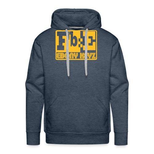 fbise - Sweat-shirt à capuche Premium pour hommes