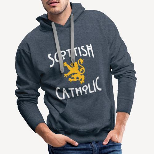 SCOTTISH CATHOLIC - Men's Premium Hoodie