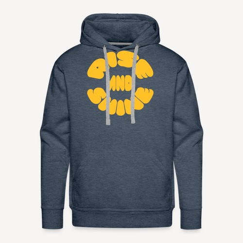 RISE AND SHINE - Men's Premium Hoodie