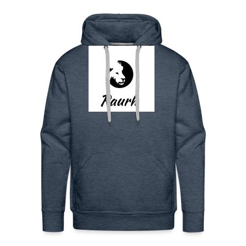 Raurh lions - Sweat-shirt à capuche Premium pour hommes