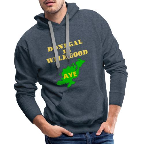 Donegal Is Wile Good - Men's Premium Hoodie
