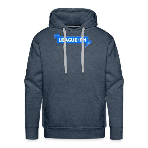 3de - Mannen Premium hoodie