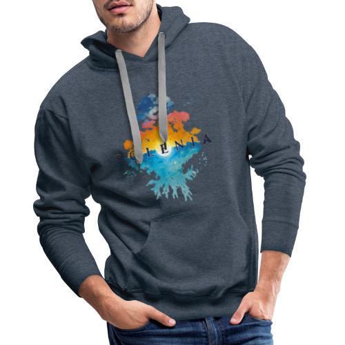 Solenia - Sweat-shirt à capuche Premium pour hommes