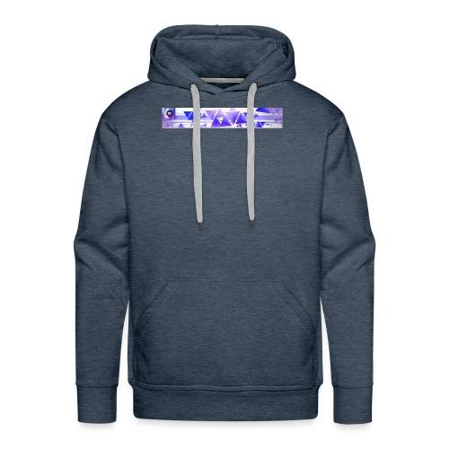 Bannière ArKaD - Sweat-shirt à capuche Premium pour hommes