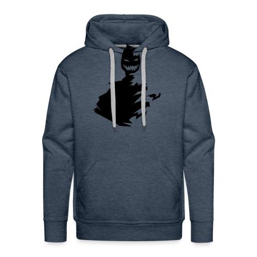 t shirt monster (black/schwarz) - Männer Premium Hoodie