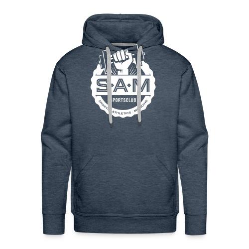 SamSportsclub Logo rund - Männer Premium Hoodie
