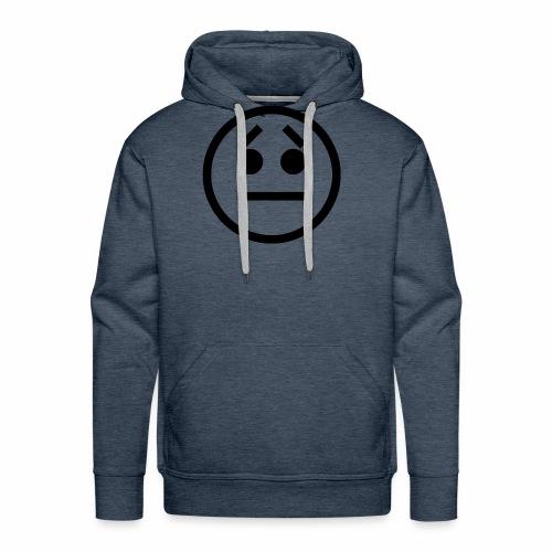 EMOJI 17 - Sweat-shirt à capuche Premium pour hommes