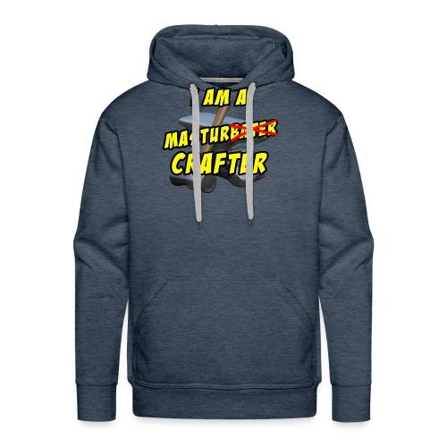 Master Crafter - Men's Premium Hoodie