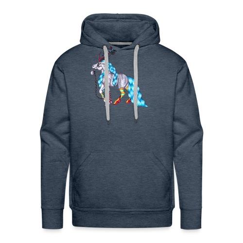 Melba - Sweat-shirt à capuche Premium pour hommes