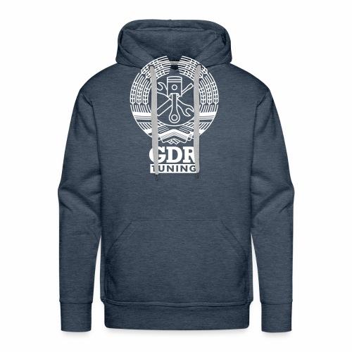 GDR Tuning Coat of Arms 1c - Men's Premium Hoodie