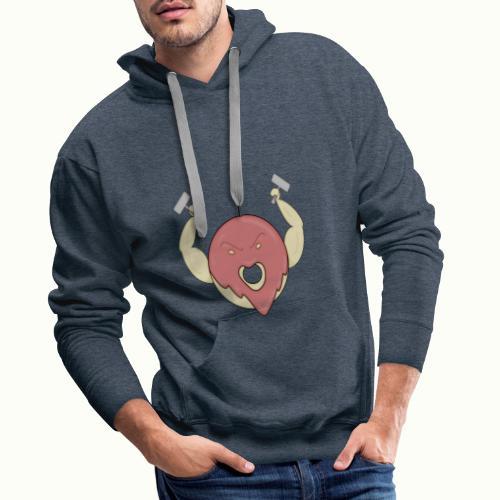Wild Donut - Sudadera con capucha premium para hombre