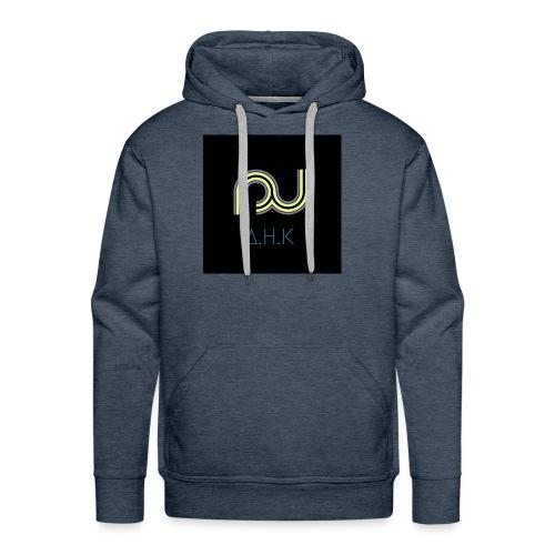 A.H.K - Sweat-shirt à capuche Premium pour hommes