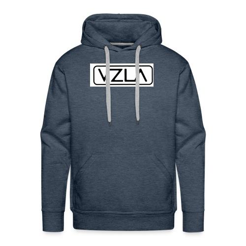 Vzla for ever - Sudadera con capucha premium para hombre