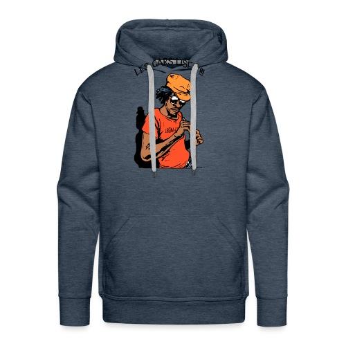 Les Gars Lisez !!! - Sweat-shirt à capuche Premium pour hommes