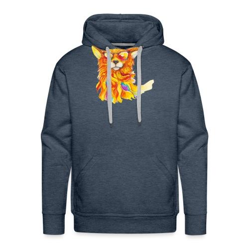 Cool windfox - Männer Premium Hoodie