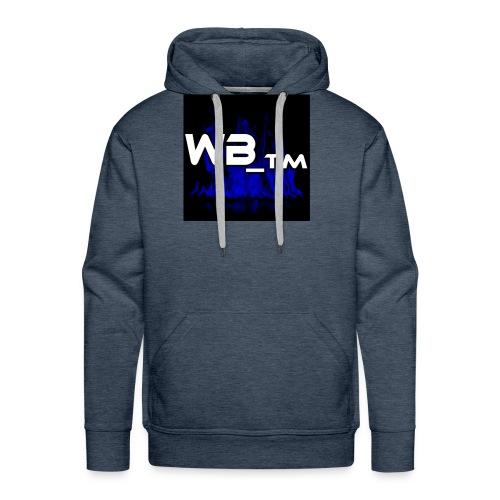 WB TM LOGO - Men's Premium Hoodie