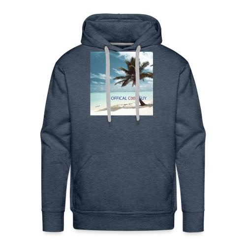 C00L GUY Merch - Mannen Premium hoodie