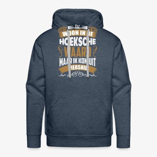 Piershil - Mannen Premium hoodie