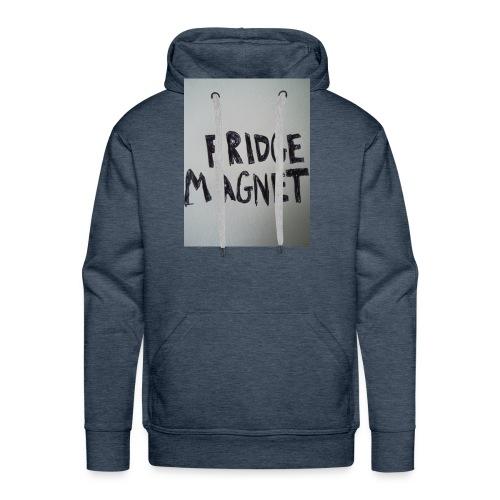 Fridge magnet - Men's Premium Hoodie