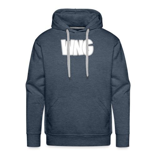 Snapback - Mannen Premium hoodie