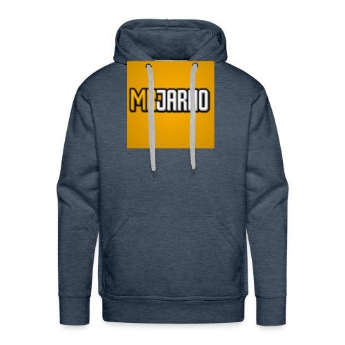 MRJARNOMERCH - Mannen Premium hoodie