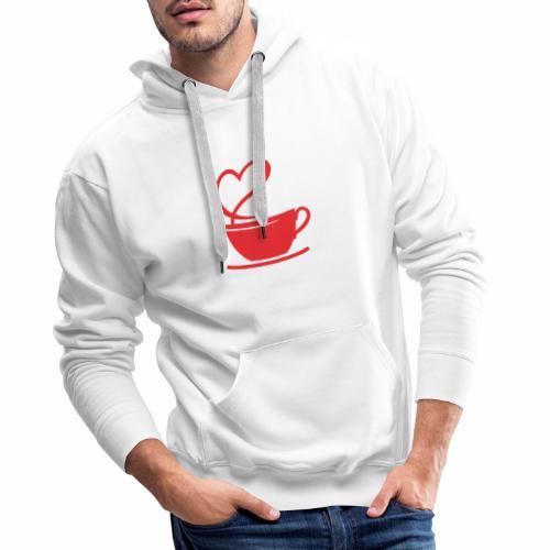Coffee Break - Männer Premium Hoodie