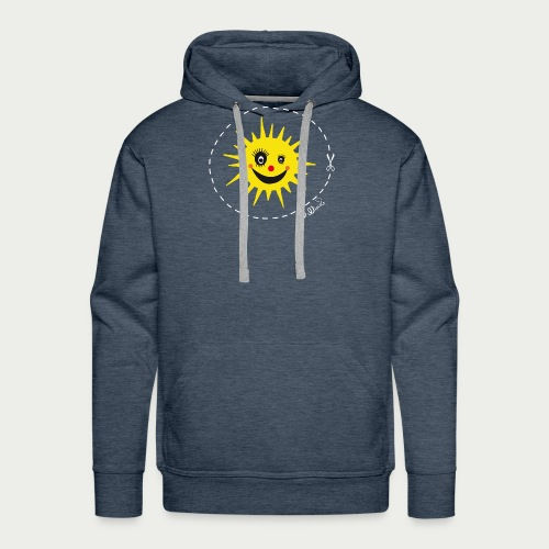 Sunny Sunshine - Männer Premium Hoodie