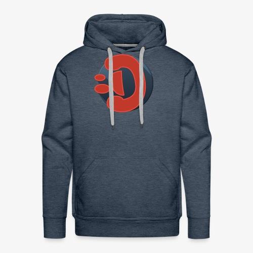 DR4C0_B0Y LOGO - Sweat-shirt à capuche Premium pour hommes