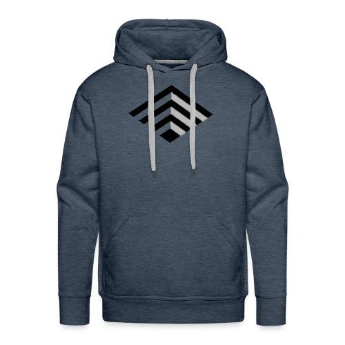 Escale - Sweat-shirt à capuche Premium pour hommes
