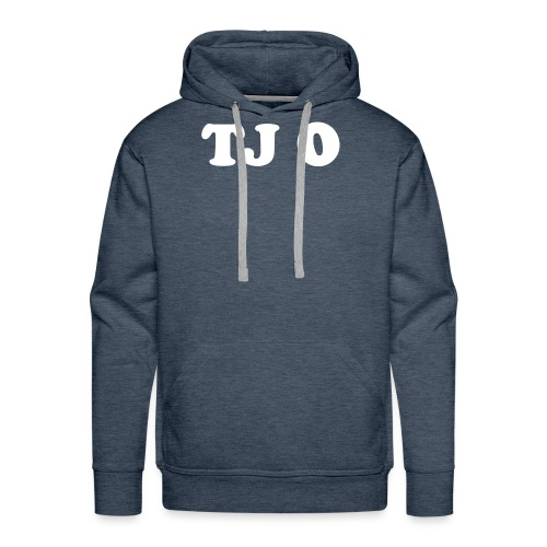 TJ 0 - Miesten premium-huppari