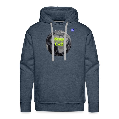 Co2-OuT! Save the Planet and your self! - Männer Premium Hoodie