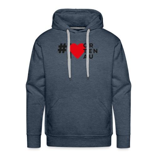 # I LOVE ORTENAU - Männer Premium Hoodie
