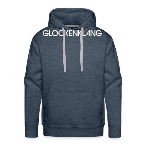 gl logo ohne - Men's Premium Hoodie