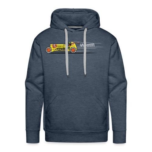 The Race - Männer Premium Hoodie
