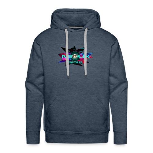 Neo flash - Sweat-shirt à capuche Premium pour hommes