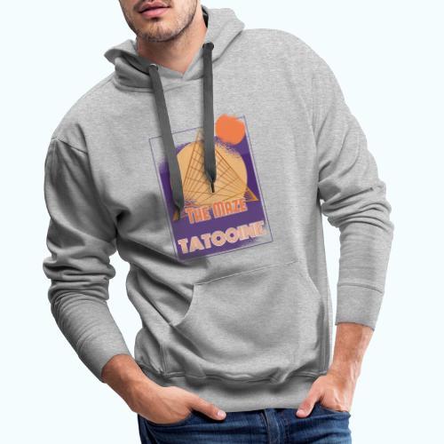 The Maze Tatooine - Men's Premium Hoodie