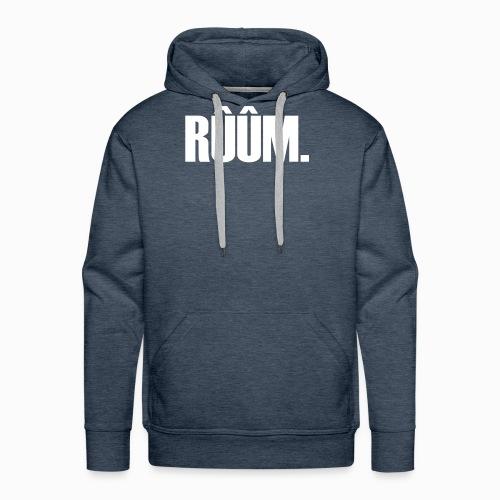 RÛÛM - Lekker Zeeuws - Mannen Premium hoodie