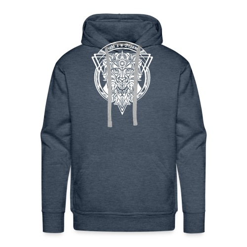 Fight 4 u Dreams - Männer Premium Hoodie