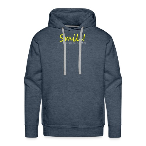 Smile for Sex - Männer Premium Hoodie